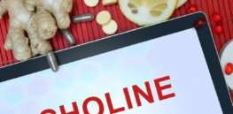 Could common dietary supplement choline reduce the risk of Alzheimer's?