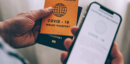 Vaccine passports: While US holds back for now, China and Europe embrace 'digital green pass'