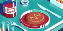 Video: Lab-grown meat is a global sensation. But can it really help battle climate change?