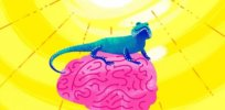 Pop psychology and the myth of the 'lizard brain'