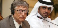 Arabic language anti-vaccine conspiracy theories feature Bill Gates as the central target