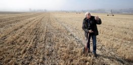'It's simply difficult to grow crops organically, on a large scale': Gigantic organic farm failure in South Dakota underscores challenge of scaling up production