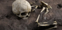 'Humans developed complex belief systems around death': 78,000-year old gravesite marks oldest human burial in Africa