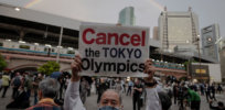 Japan travel ban announced by the CDC darkens clouds over scheduled summer Tokyo Olympics