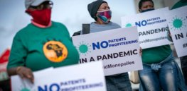 Viewpoint: Suspending COVID vaccine patents will not solve the supply problem or hasten the end of the pandemic