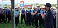 COVID and the Amish: Ohio congregants face soaring infectections and vaccination rate is only 1%. Here's why
