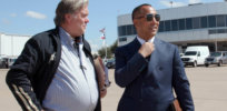 Sprawling science disinformation network: Steve Bannon teamed up with Chinese billionaire Guo Wengui to spread COVID misinformation through 'thousands of social media accounts'