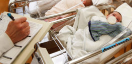 Impact of the pandemic: US birth rate falls to lowest level in almost 50 years