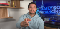 Video: 'Confusing and crazy shit'—CDC peddling contradictory mask guidelines, says Trevor Noah in rant on The Daily Show