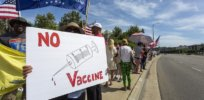 22% of Americans identify as anti-vaxxers as a reflection of their 'social identity', poll finds