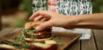 'Zero input' seaweed burger? This sustainable kelp-based patty requires no fertilizer, land, or fresh water to produce