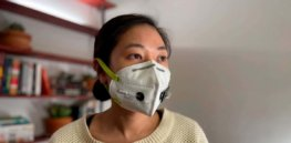 Face mask that not only protects against COVID — but diagnoses it as well? 'Next-gen wearable biosensors' are as sensitive as standard lab tests