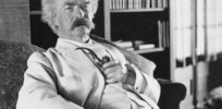 Mark Twain's misguided obsession with alternative medicine