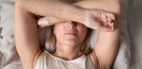 Disorienting brain changes that occur during menopause are often only temporary