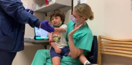 Children are the 'final frontier' for COVID shots, and many parents are resistant. But not these, and here's why