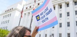Conservative opponents of healthcare for trans youths draw on anti-abortion tactics
