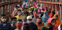 How can we encourage people to wear masks?