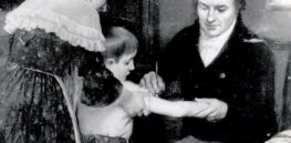 Vaccine mandates in schools are nothing new — they trace back to the 1800s