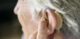 60% of elderly people have hearing problems. Here's how gene editing and other cutting-edge techniques could restore the inner ear