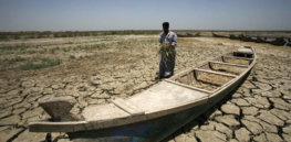 How climate change shaped evolution in the Middle East