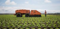 AI ushers in new path towards sustainable, no-till farming: Robot weedkillers