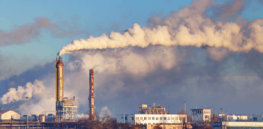 How can we transform industrial manufacturing from a major carbon dioxide source to a CO2 sink?