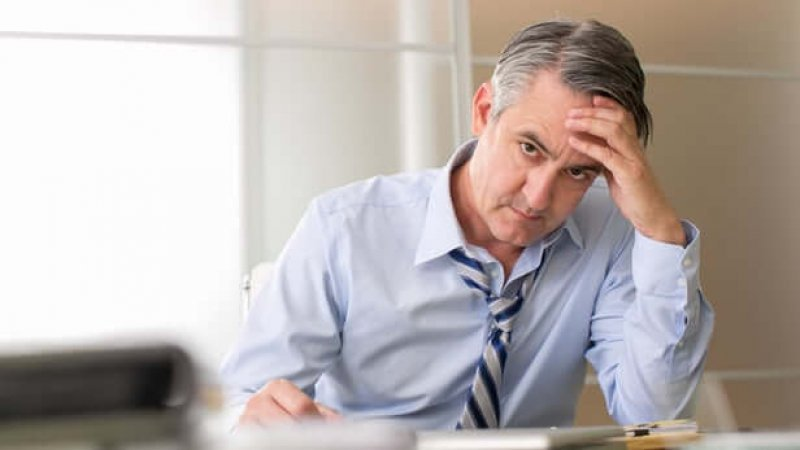 stress middle age