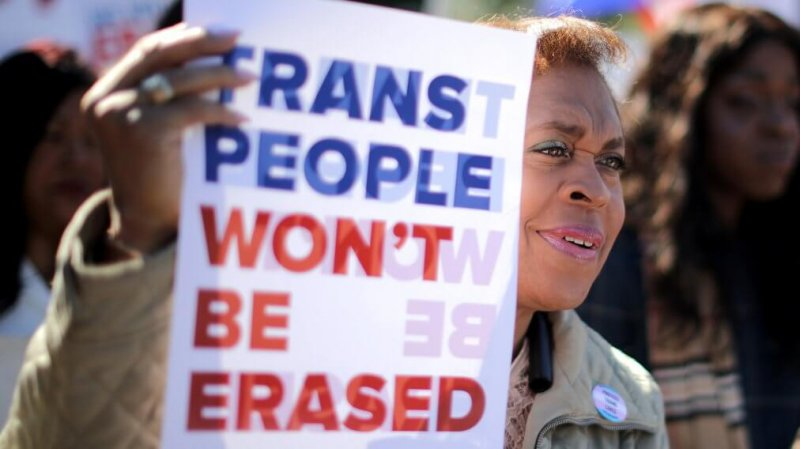 trump transgender memo policy gender sex definition