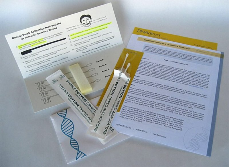 Home DNA Test