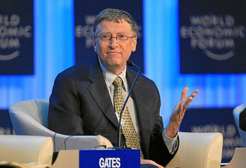 Bill Gates World Economic Forum