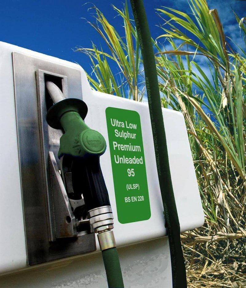 Bioethanol Custom