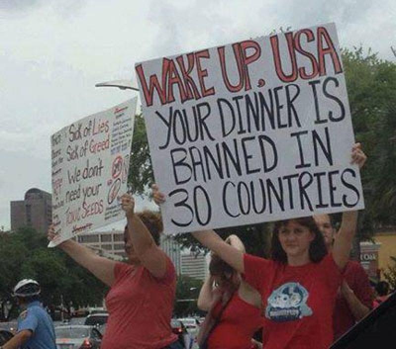 GMO ban Japan South Korea