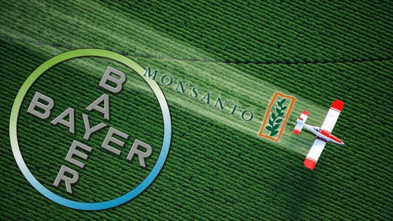 Monsanto Bayer x
