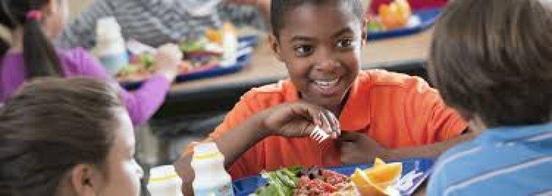 School Lunch USDA Photo