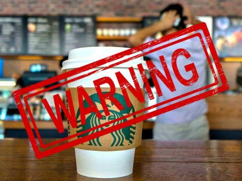 Starbucks cancer pics