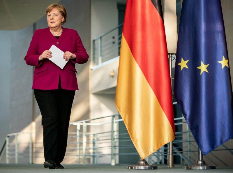 angela merkel germany european union