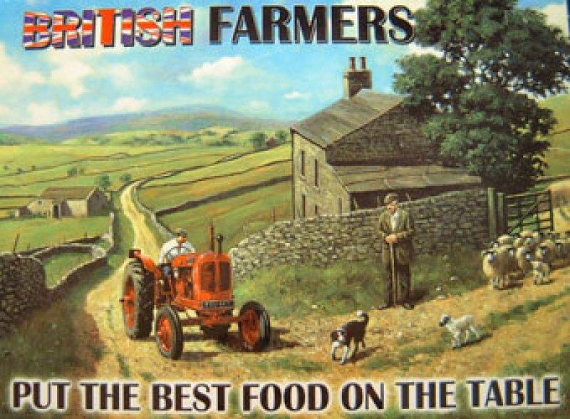 british farmers sign
