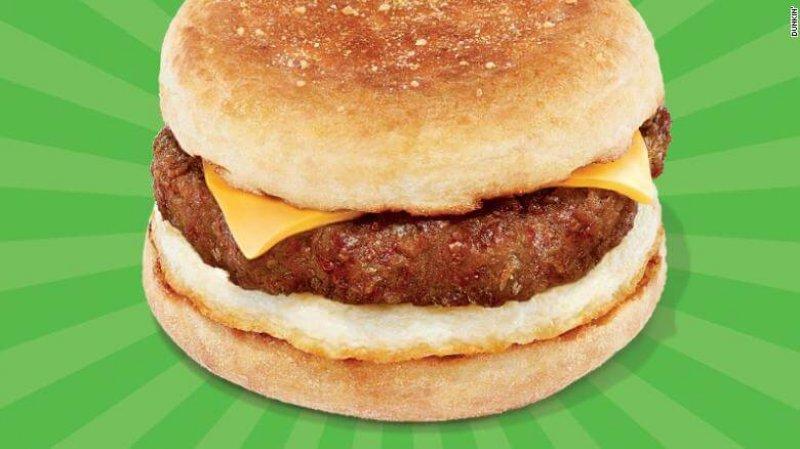 dunkin beyond meat beyond sausage exlarge