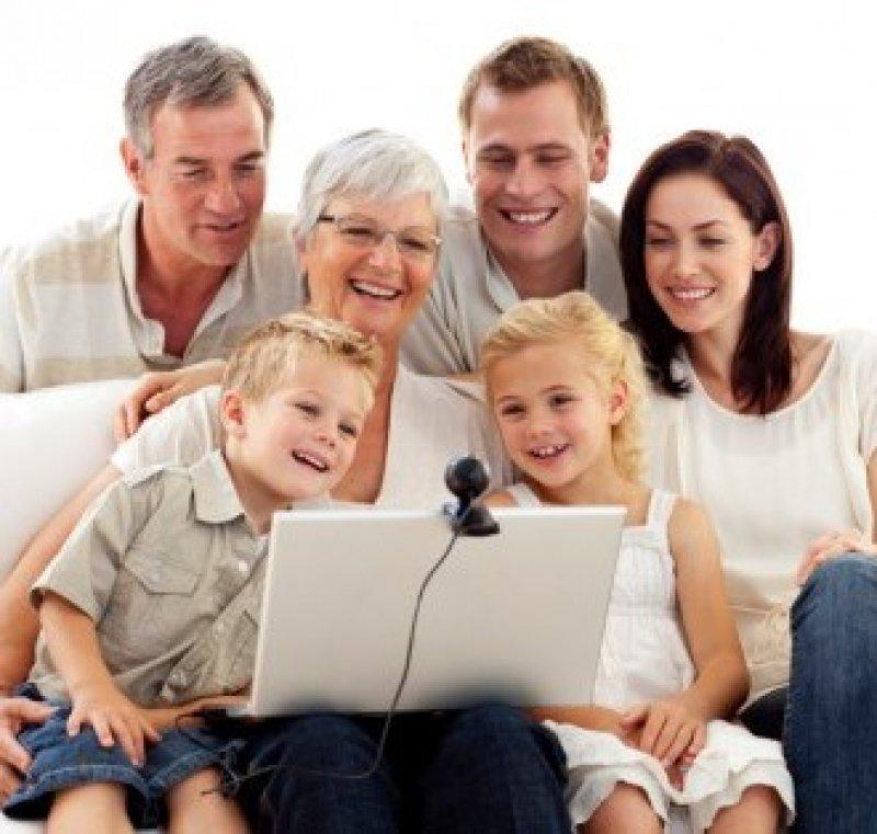 family webcam relatives x
