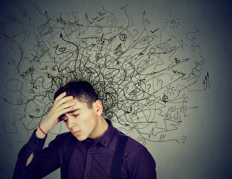 for some people stress can contribute to depressive symptoms that connection may be linked to sero