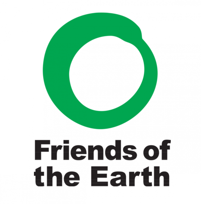friends of the earth logo font