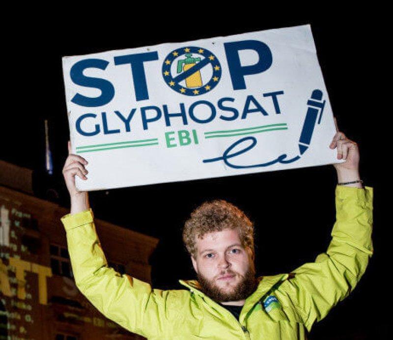glyphosate e