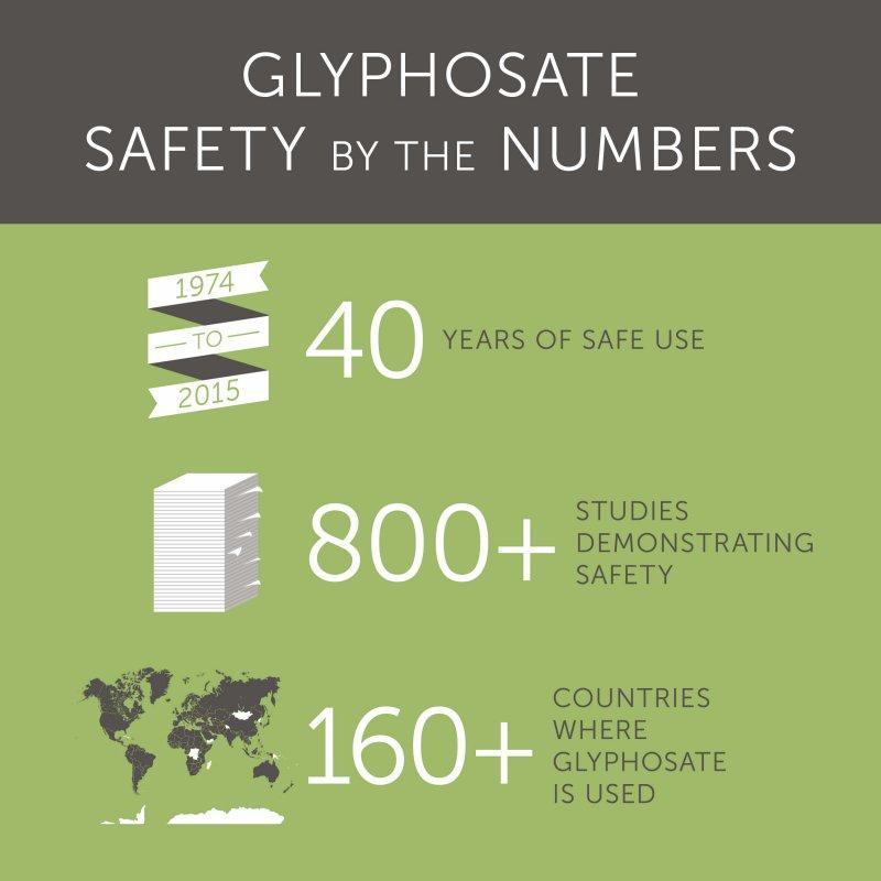 glyphosate safety