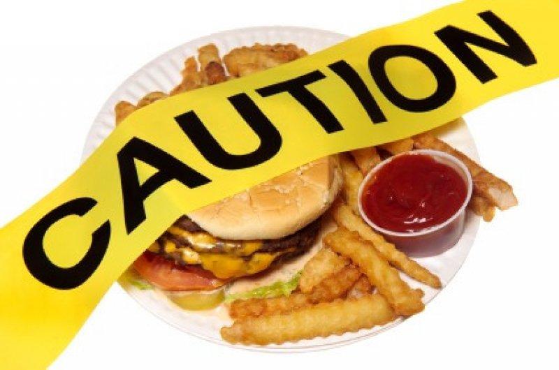 hamburger caution gmo warning x