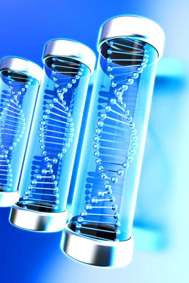 iStock Small DNA