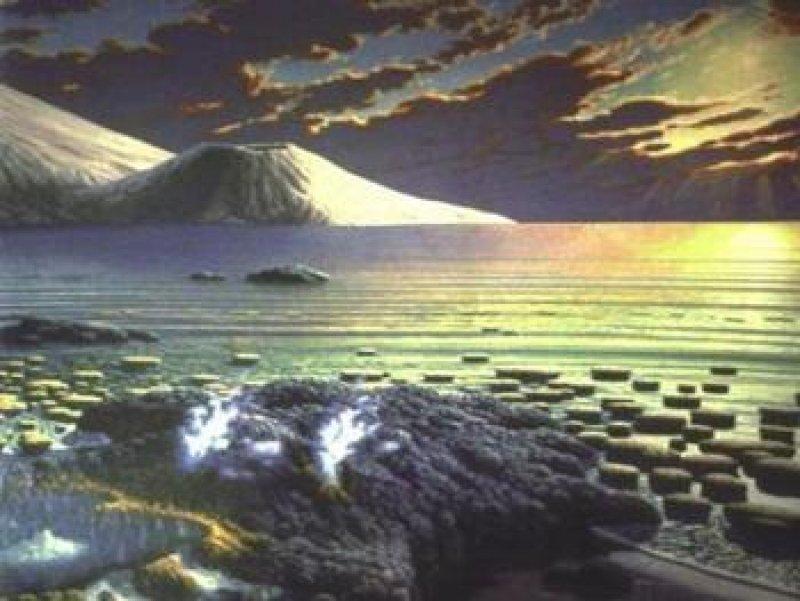 ingressbilde early earth sm