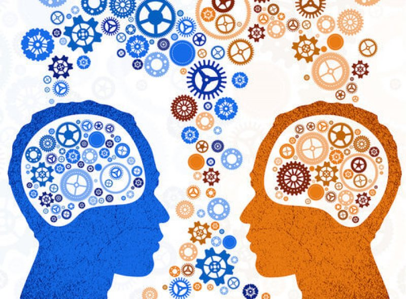 language and mind perception