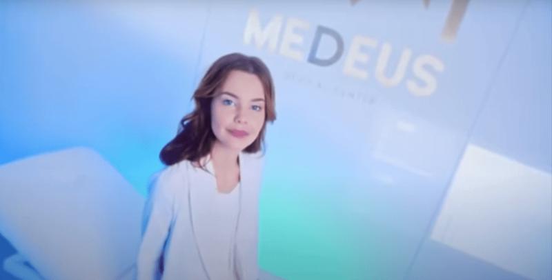 Ukraine clinic Medeus hopes to alter physical characteristics with gene editing. Credit: Medeus
