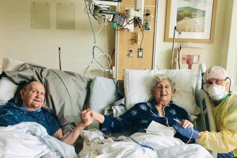 Why do some elderly people survive COVID? Researchers are trying to find out. Credit: E. Wesley Ely
