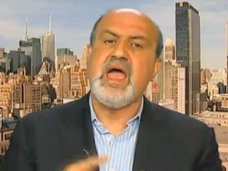 nassim taleb explodes jp morgans ina drew was paid more money than mob boss john gotti for taking risks with our money
